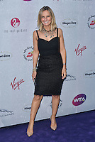 Jacquie Beltrao at WTA pre-Wimbledon Party at The Roof Gardens, Kensington on june 23rd 2016 in London, England.<br /> CAP/PL<br /> &copy;Phil Loftus/Capital Pictures /MediaPunch ***NORTH AND SOUTH AMERICAS ONLY***