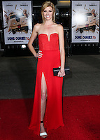WESTWOOD, LOS ANGELES, CA, USA - NOVEMBER 03: Rachel Melvin arrives at the Los Angeles Premiere Of Universal Pictures and Red Granite Pictures' 'Dumb and Dumber To' held at the Regency Village Theatre on November 3, 2014 in Westwood, Los Angeles, California, United States. (Photo by Xavier Collin/Celebrity Monitor)