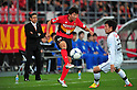 Kensuke Nagai (Grampus), MARCH 10, 2012 - Football /Soccer : 2012 J.LEAGUE Division 1 ,1st sec match between Nagoya Grampus 1-0 Shimizu S-Pulse at Toyota Stadium, Aichi, Japan. (Photo by Jun Tsukida/AFLO SPORT) [0003]