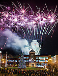 "Every year concord residents gather in town, for the Tree Lighting Ceremony. The tree lighting in Concord NC is held every year in front of the ""All American City"" water tower. The city puts on a fireworks show also that is spectacular."