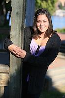 Noelle. High School Senior portrait. Photo by Meryl Schenker