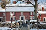 Longfellow's Wayside Inn  in Sudbury, MA, USA