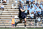 03 April 2016: Notre Dame's Casey Pearsall. The University of North Carolina Tar Heels hosted the University of Notre Dame Fighting Irish in a 2016 NCAA Division I Women's Lacrosse match. Maryland won the game 14-8.