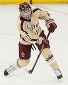 Lexi Bender (BC - 21) - The Boston College Eagles defeated the visiting University of Maine Black Bears 5 to 1 on Sunday, October 6, 2013, in their Hockey East season opener at Kelley Rink in Conte Forum in Chestnut Hill, Massachusetts.