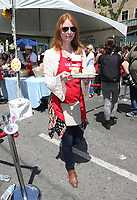 LOS ANGELES, CA - April 14: Alicia Witt, At Los Angeles Mission's Easter Celebration For The Homeless At Los Angeles Mission  In California on April 14, 2017. <br /> CAP/MPI/FS<br /> &copy;FS/MPI/Capital Pictures