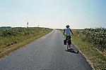 George Biking
