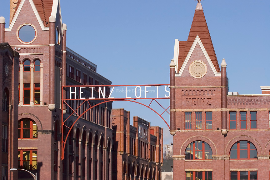 Pittsburgh's Neighborhoods - Northside, Heinz Plant