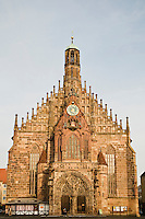 Frauenkirche - Church of our lady - Nuremberg, Germany