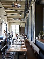 The Optimist Restaurant.  Atlanta, GA