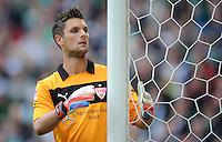 FUSSBALL   1. BUNDESLIGA   SAISON 2012/2013   4. SPIELTAG SV Werder Bremen - VfB Stuttgart                         23.09.2012        Torwart Sven Ulreich (VfB Stuttgart)