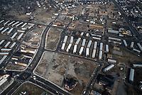 1986 December..Redevelopment.Church Street..POST OFFICE SITE .BEFORE CONSTRUCTION...NEG#.NRHA#..