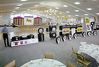 Sunoco Meeting at the Downingtown Motor Inn. Tires on sale