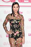 LONDON, UK. November 24, 2016: Fiona Wade at the 2016 ITV Gala at the London Palladium Theatre, London.<br /> Picture: Steve Vas/Featureflash/SilverHub 0208 004 5359/ 07711 972644 Editors@silverhubmedia.com