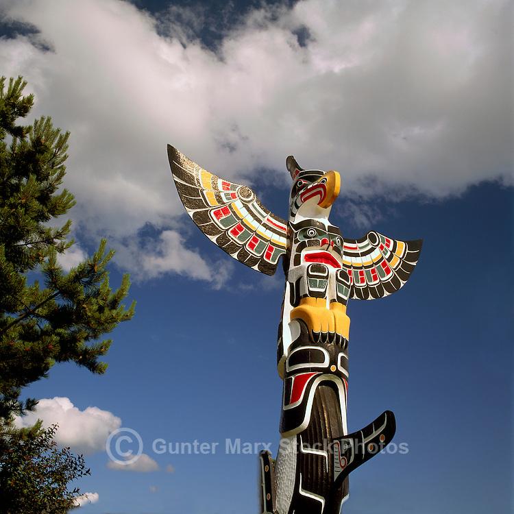 Kwakiutl Totem Poles Kwakwaka 39 Wakw Kwakiutl Totem