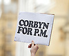 Jeremy Corbyn Rally <br /> Parliament Square, Westminster, London, Great Britain <br /> 27th June 2016 <br /> <br /> Jeremy Corbyn MP <br /> Leader of the Labour Party <br /> Rally outside Parliament <br /> <br /> placard<br /> <br /> Photograph by Elliott Franks <br /> Image licensed to Elliott Franks Photography Services