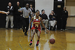 Lafayette High vs. Pontotoc in MHSAA Class 4A playoff action in Pontotoc, Miss. on Thursday, February 21, 2013. Pontotoc won.