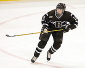Vanessa Welten (Brown - 11) - The Boston College Eagles defeated the visiting Brown University Bears 5-2 on Sunday, October 24, 2010, at Conte Forum in Chestnut Hill, Massachusetts.