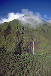 Mount Waialeale, Kauai, Hawaii, USA<br />