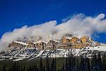 Castle Mountain. Photo Credit: Sergei Belski