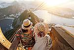 Sugarloaf Mountain Pão de Açucar, Rio de Janeiro, Brazil.