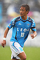 Go Nishida (Yokohama FC), April 23rd, 2011 - Football : 2011 J.LEAGUE Division 2, 8th Sec match between Yokohama FC 1-3 Sagan Tosu at NHK Spring Mitsuzawa Football Stadium, Kanagawa, Japan. (Photo by Daiju Kitamura/AFLO SPORT) [1045].