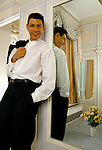 Jeff Goldblum portrait American actor Circa 1995