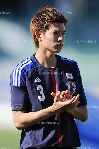 Takahiro Ogihara (JPN),.MAY 23, 2012 - Football / Soccer :.2012 Toulon Tournament Group A match between U-21 Turkey 2-0 U-23 Japan at Stade Perruc in Hyeres, France. (Photo by FAR EAST PRESS/AFLO)