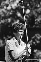 LPGA golfer Kathy Whitworth <br />(photo/Ron Riesterer)