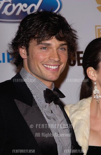 Dec 8, 2004; Los Angeles, CA: Actor TOM WELLING at the Hollywood premiere of Ocean's Twelve..