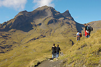 Grindelwald First- Walkers - Bernese Alps - Switzerland
