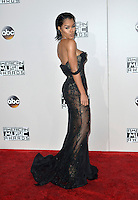 LOS ANGELES, CA - NOVEMBER 20: Teyana Taylor at the 44th Annual American Music Awards at the Microsoft Theatre in Los Angeles, California on November 20, 2016. Credit: Koi Sojer/Snap'N U Photos/MediaPunch