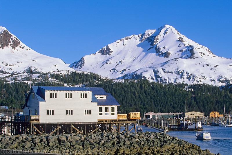 Prince William Sound Science Center, Cordova, Alaska