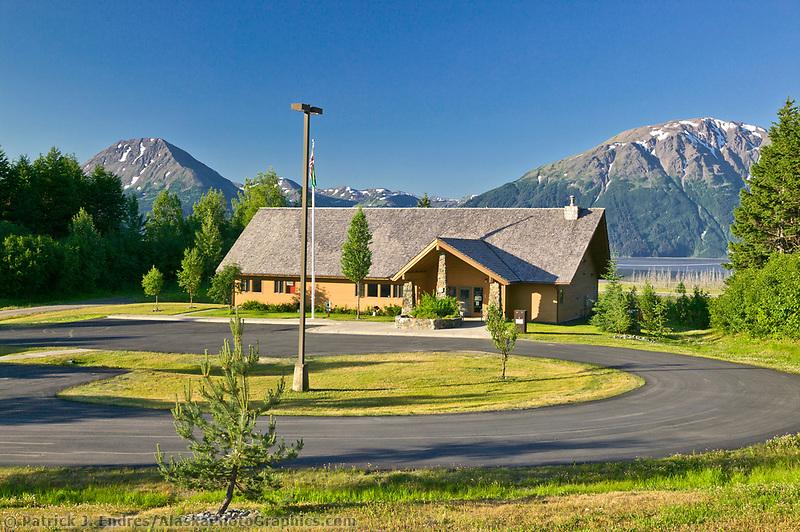 Chugach National Forest Information Center, Girdwood, Alaska