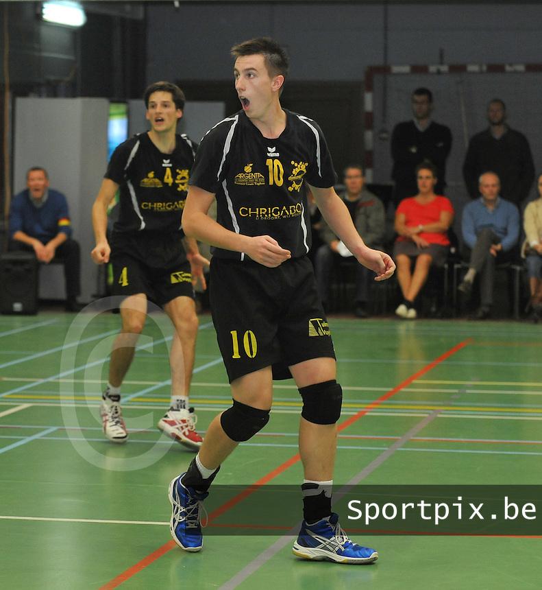 Pervol Ruiselede : Martijn Vaneenooghe.foto VDB / BART VANDENBROUCKE