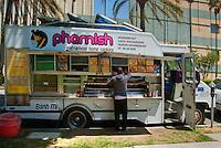 Phamish, Gourmet Food Truck, Mid Wilshire, Los Angeles CA