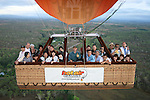 20101011 October 11 Cairns Hot Air Ballooning