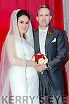 Linda Carmody and Padraig O'Connor were married at St. Mary's cathedral killarney on Saturday 5th November 2016 by Fr. Jim Lenihan with a reception at Ballyseede Castle Hotel