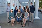 Allen Center Grad Assistants 2016