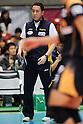 Shingo Sakai (Blazers), MARCH 5, 2011 - Volleyball : Sakai Blazers head coach Shingo Sakai during the 2010/11 Men's V.Premier League match between F.C.Tokyo 0-3 Sakai Blazers at Tokyo Metropolitan Gymnasium in Tokyo, Japan. (Photo by AZUL/AFLO).