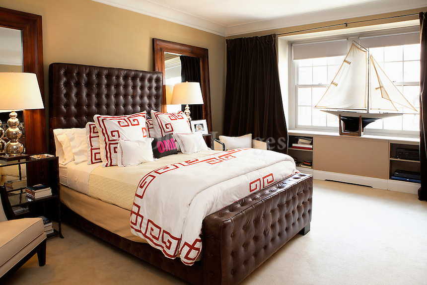 House of jeff pfeifle new york usa dlux images for New england style bedroom