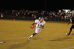 Oxford High's Glen Gordon (10) runs vs. Charleston in Charleston, Miss. on Friday, August 26, 2011. Oxford won.