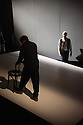 MY PERFECT MIND, created by Told By An Idiot, written by Kathryn Hunter, Paul Hunter and Edward Petherbridge, opens at the Young Vic theatre. Picture shows: Paul Hunter and Edward Petherbridge.