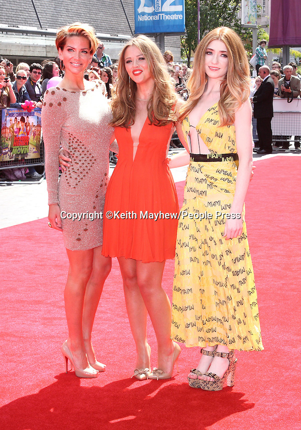London - World Premiere of 'Horrid Henry - the Movie' at BFI Southbank, London - July 24th 2011..Photo by Keith Mayhew