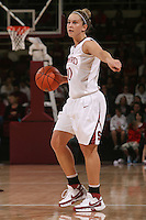 STANFORD, CA - NOVEMBER 23:  JJ Hones of the Stanford Cardinal during Stanford's 81-47 win over Rutgers on November 23, 2008 at Maples Pavilion in Stanford, California.