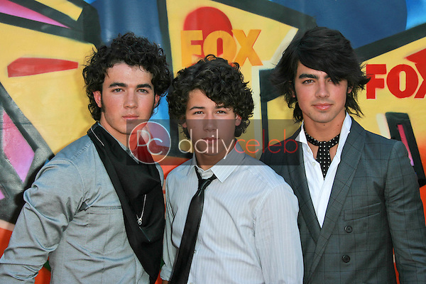 The Jonas Brothers<br />