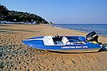 Livingstonia Hotel Beach Boat