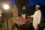 Sully Cooking Kudu & Antelope