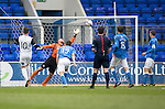 St Johnstone v Inverness Caley Thistle...02.05.15   SPFL<br /> Aaron Doran scores for Inverness<br /> Picture by Graeme Hart.<br /> Copyright Perthshire Picture Agency<br /> Tel: 01738 623350  Mobile: 07990 594431