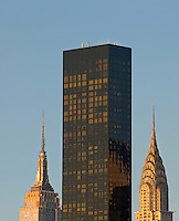 Trump World Tower, Designed by Costas Kondylis &amp; Associates, Empire State Building, designed by Shreve, Lamb &amp; Harmon, William F. Lamb as chief designer (&amp;Gregory Johnson), Chrysler Building William Van Alen