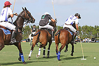 WELLINGTON, FL - APRIL 15:  Scenes from the $100,000 World Cup Final, at the Grand Champions Polo Club, on April 15, 2017 in Wellington, Florida. (Photo by Liz Lamont/Eclipse Sportswire/Getty Images)